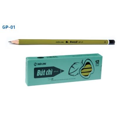 Bút chì gỗ Thiên Long GP01