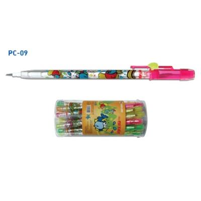 Bút chì khúc Thiên Long PC09